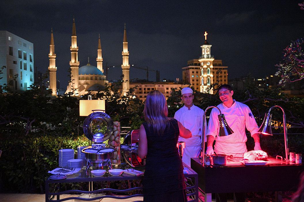 BEIRUT ART FAIR - VIP Gala dinner