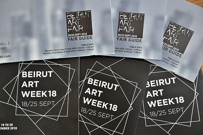 BEIRUT ART WEEK Opening