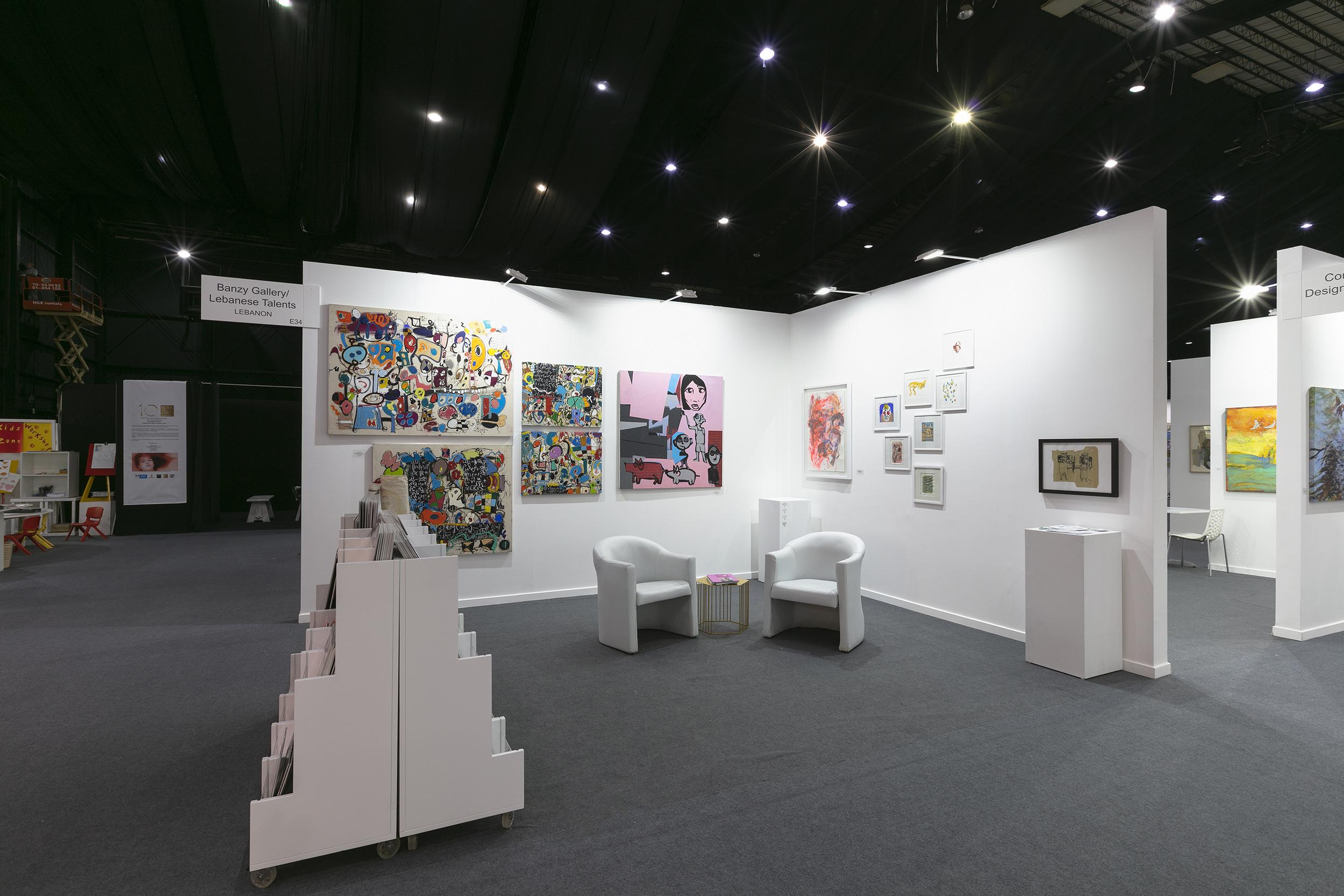 Banzy Gallery & Lebanese Talents