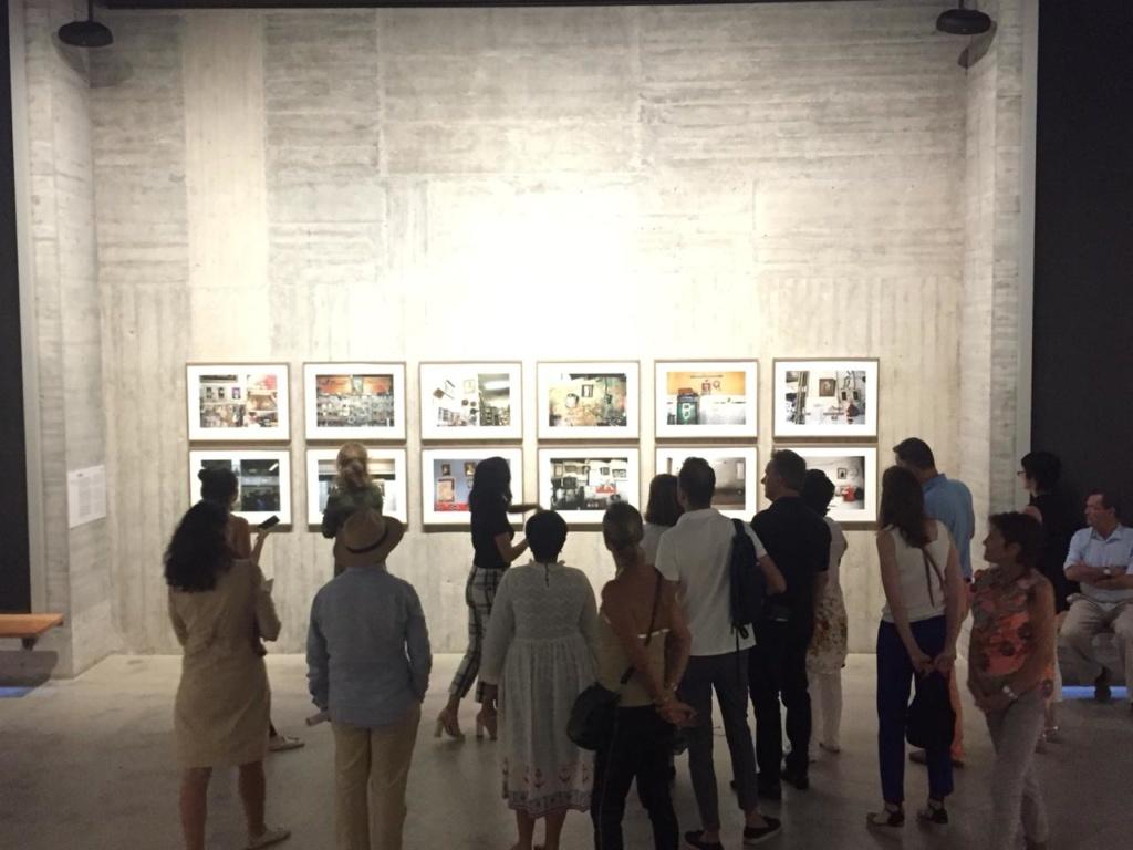 VIP visite Beirut Art Center 5