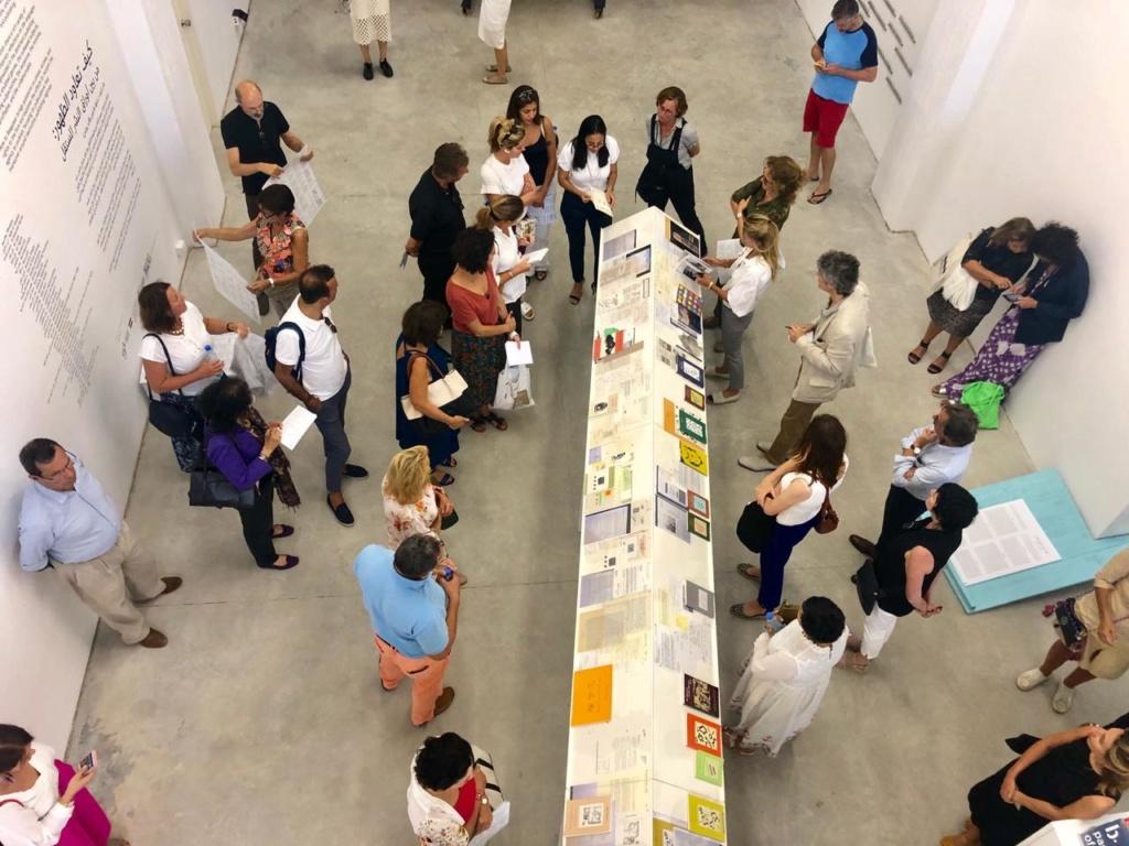 VIP visite Beirut Art Center 3