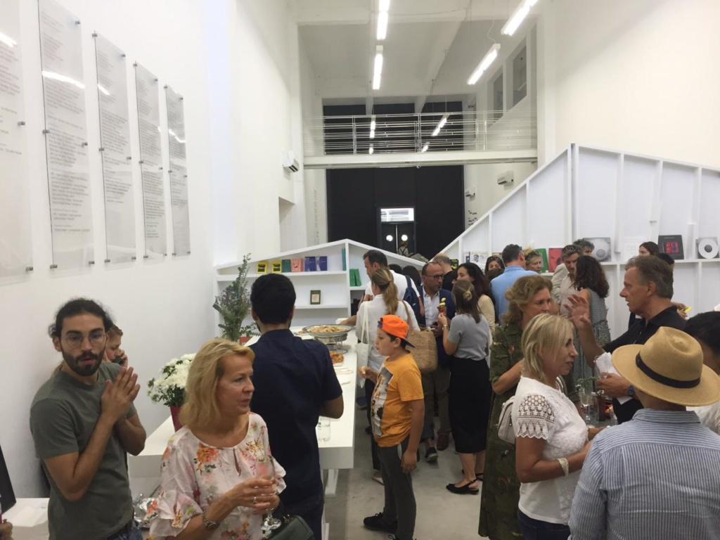 VIP visite Beirut Art Center 1